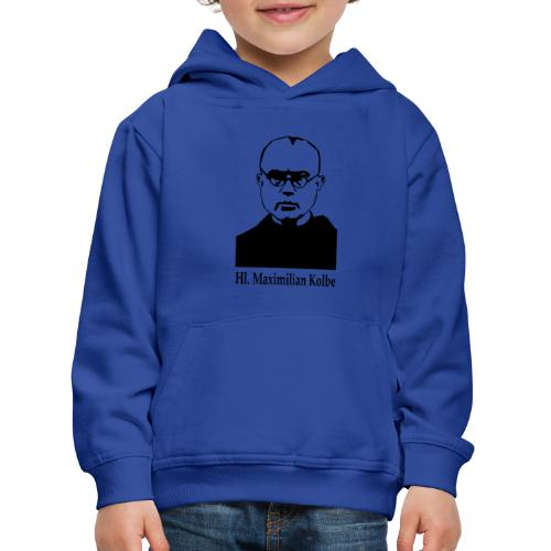 Hl. Maximilian Kolbe - Kinder Premium Hoodie