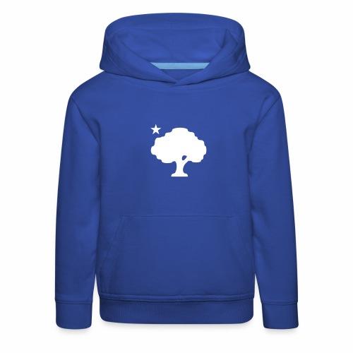 170217_Kpark_Baum_02-07_W - Kinder Premium Hoodie