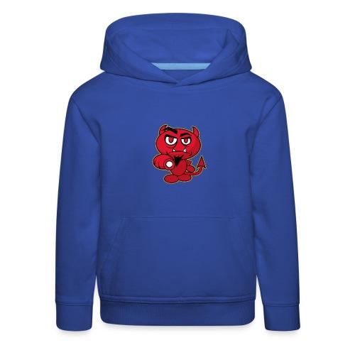 Monster Devil - Kids' Premium Hoodie