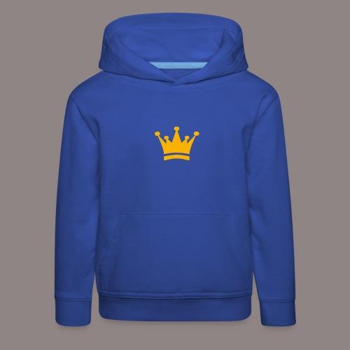 Kronen Produkte - Kinder Premium Hoodie