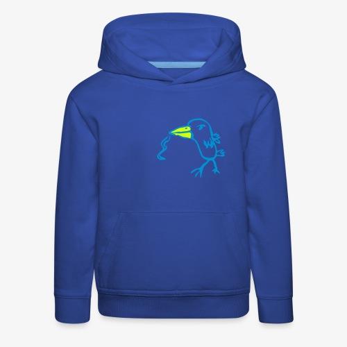 da bird T-Shirts - Kinder Premium Hoodie