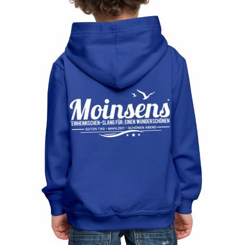 MOINSENS - Kinder Premium Hoodie
