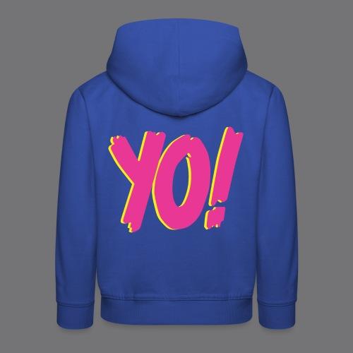 YO Tee Shirts - Kids' Premium Hoodie