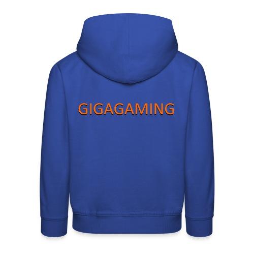 GIGAGAMING - Premium hættetrøje til børn