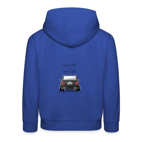 x5 towlife low life - Kids' Premium Hoodie