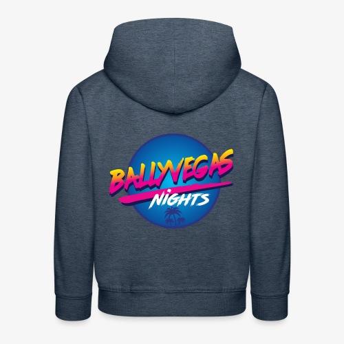 Ballyvegas Nights - Kids' Premium Hoodie