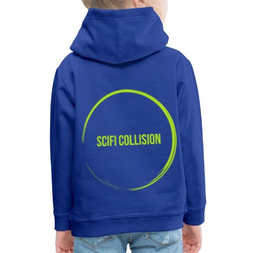 Lime Green SC Logo - Kids' Premium Hoodie