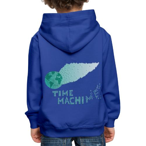 Time Machine - Kinder Premium Hoodie