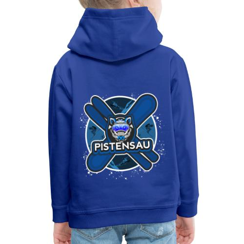 PistenSau NachtSki - Kinder Premium Hoodie
