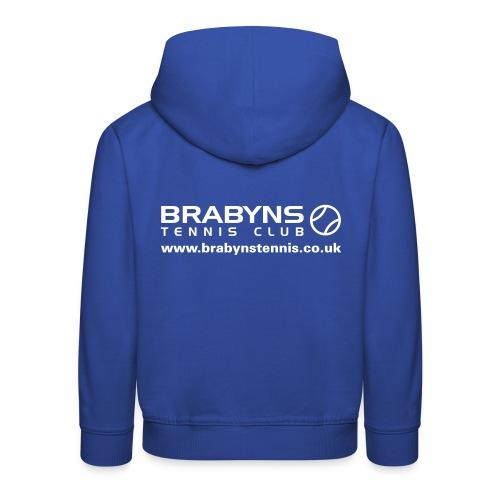 brabyns t shirt - Kids' Premium Hoodie