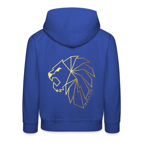 Löwe, Lion Inside - Kinder Premium Hoodie
