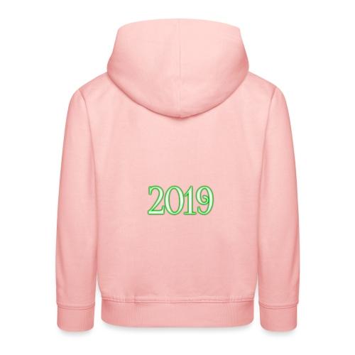 2019 - Kids' Premium Hoodie