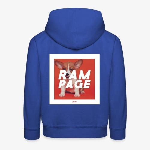 RAMPAGE #01 - Kinder Premium Hoodie