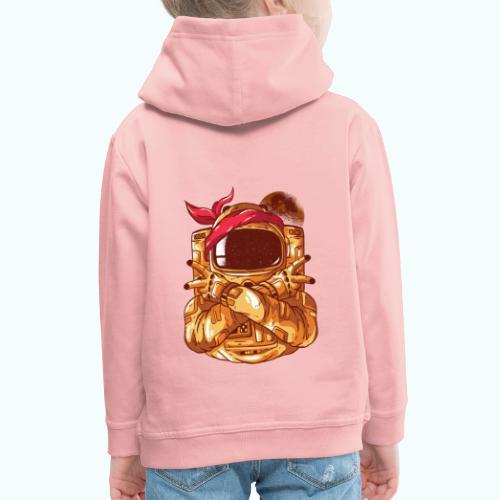 Rebel astronaut - Kids' Premium Hoodie