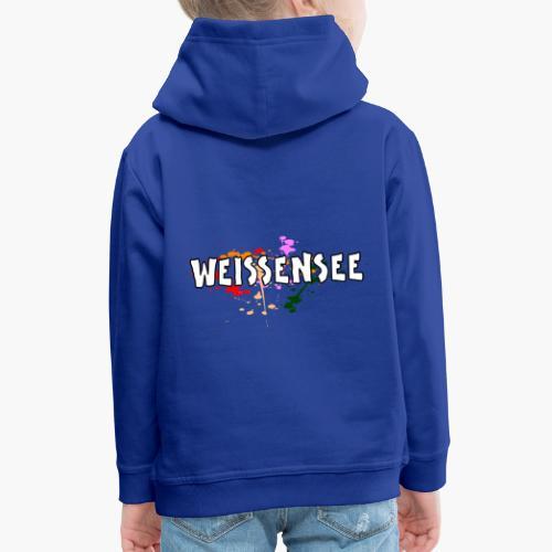 Weissensee - Kinder Premium Hoodie