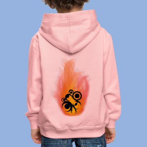 Should I stay or should I go Fire - Pull à capuche Premium Enfant