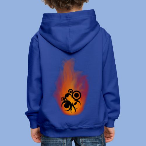Should I stay or should I go Fire - Pull à capuche Premium Enfant