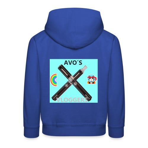 Avos-Shisha - Kinder Premium Hoodie