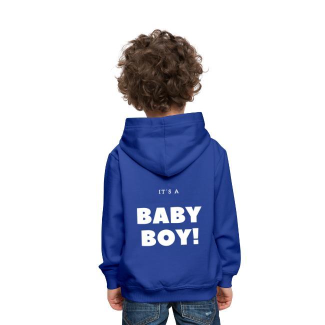 It´s a Baby Boy - Geschenkidee