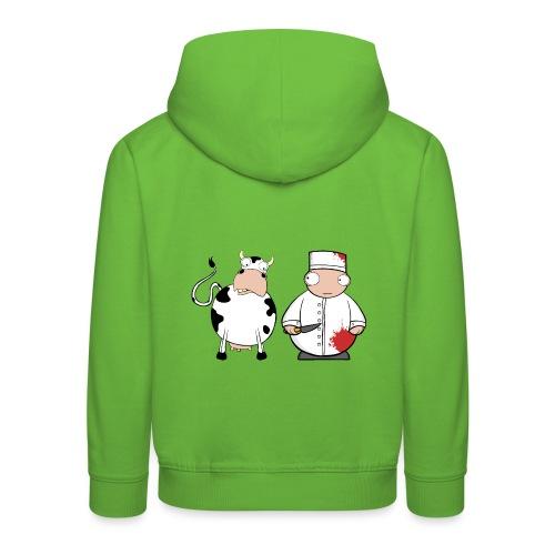 Friends ? - Sudadera con capucha premium niño