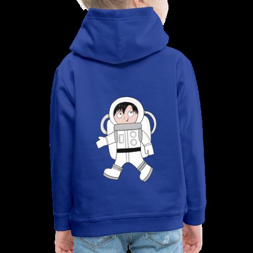 Astronaut - Kinder Premium Hoodie