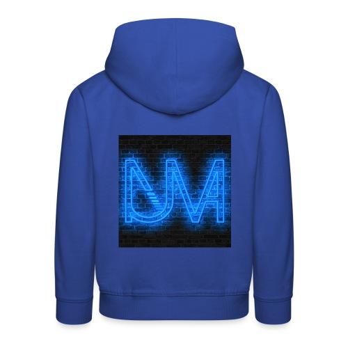 NUMA Neon - Kinder Premium Hoodie