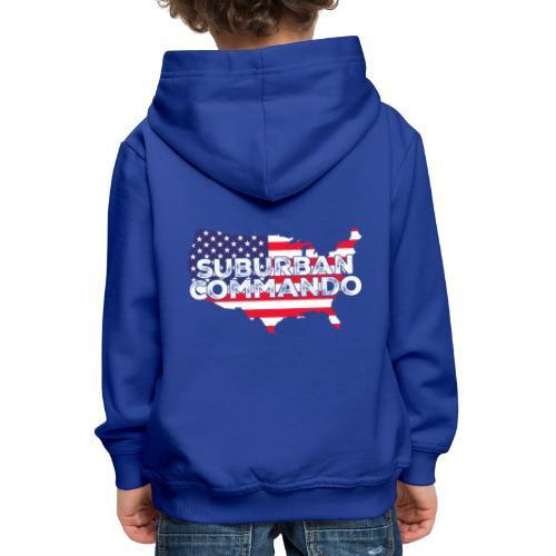 suburban commando - Kinder Premium Hoodie