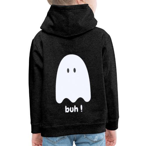 Buh ! - Premium hættetrøje til børn