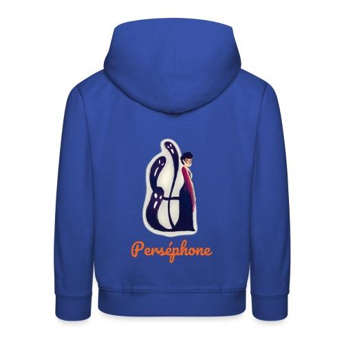 Perséphone - Pull à capuche Premium Enfant
