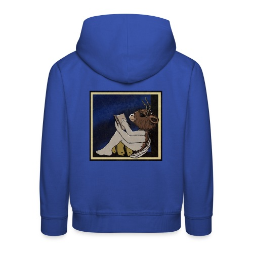 Marilyn's Diary (rectangle) - Kids' Premium Hoodie