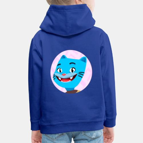Gumball 2 - Sudadera con capucha premium niño