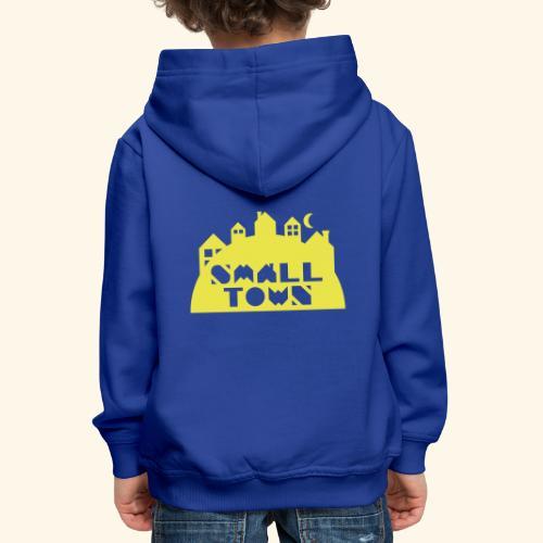 Small Town - Premium Barne-hettegenser