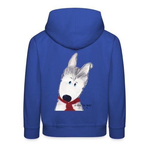 Alaska the Husky - Kids' Premium Hoodie