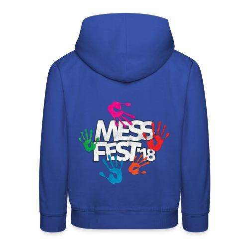 Mess Fest '18 - Kids' Premium Hoodie