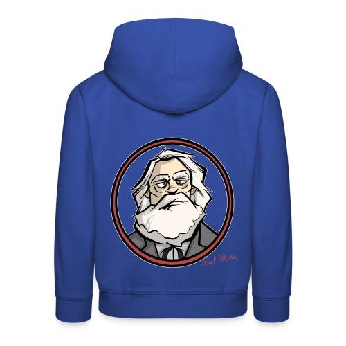 Karl Marx - Kinder Premium Hoodie