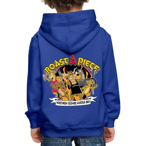 Roast a Piece Streetwear - Kinder Premium Hoodie