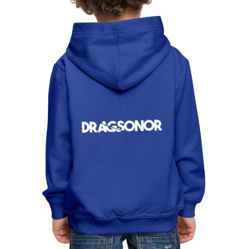 DRAGSONOR white - Kids' Premium Hoodie
