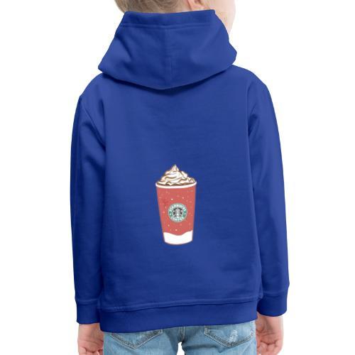coffee - Kids' Premium Hoodie