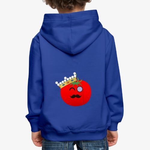 Tomatbaråonin - Premium-Luvtröja barn