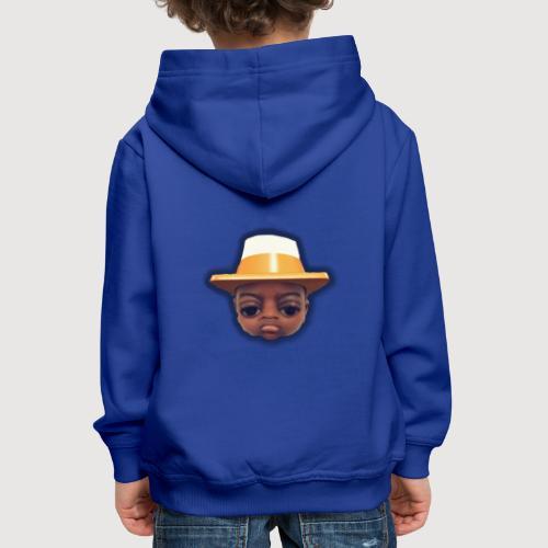 Dr. Dela Cheesecake Design - Kids' Premium Hoodie