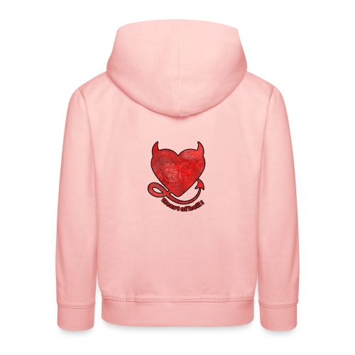 HEART OF HELL! - Pull à capuche Premium Enfant