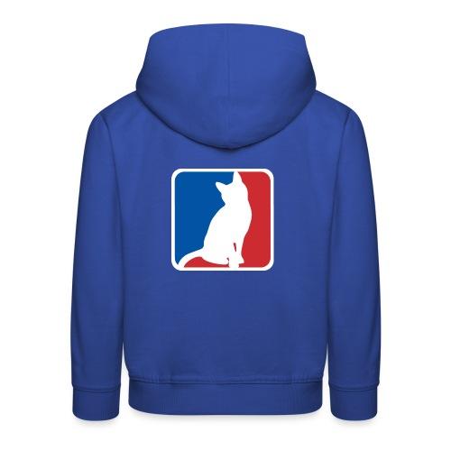 NBA - Felpa con cappuccio Premium per bambini