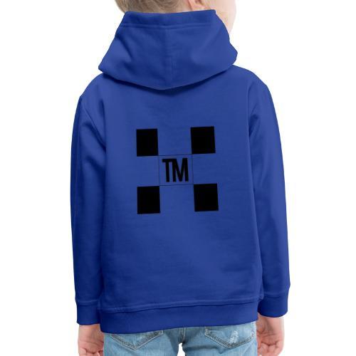 Checkered - Kids' Premium Hoodie