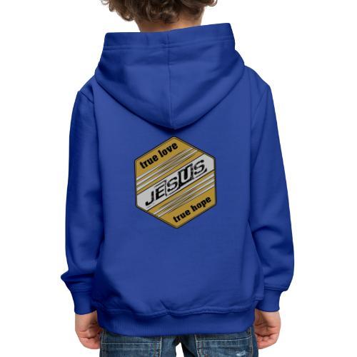 jesus 6eck - Kinder Premium Hoodie