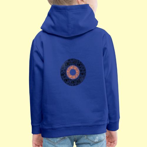 Lindy Hop Dance vintage Tanz T-shirt - Kinder Premium Hoodie