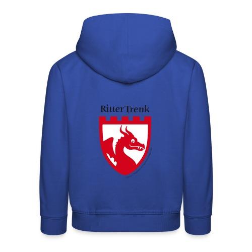 Ritter Trenk Pullover für Kinder - Kinder Premium Hoodie