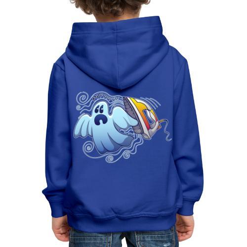 Ghost Ironing Nightmare - Kids' Premium Hoodie