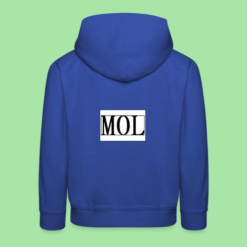 MOL - Pull à capuche Premium Enfant
