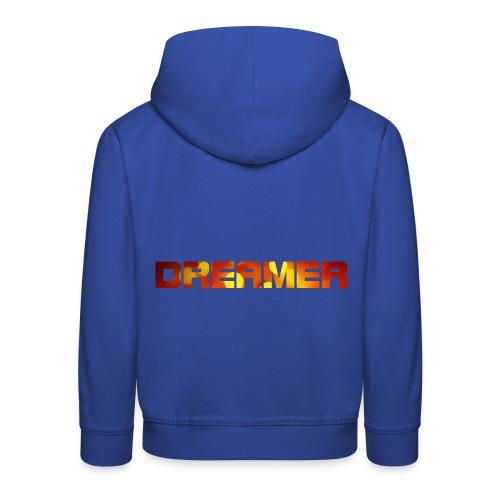 dreamer - Kinder Premium Hoodie