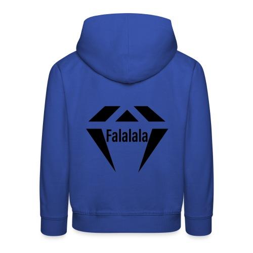 J.O.B Diamant Falalala - Kinder Premium Hoodie